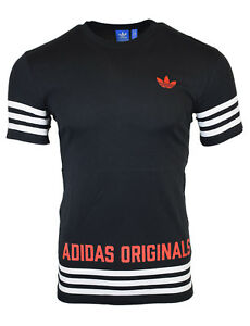003f4890aa09 Image is loading Adidas-Originals-Mens-Black-Street-GRP-T-Shirt-