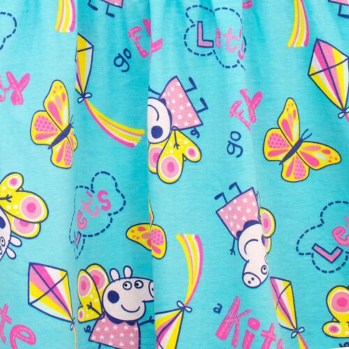 Peppa Pig Dress /& BagGirls Peppa Pig OutfitKids Peppa Pig Dress and Purse