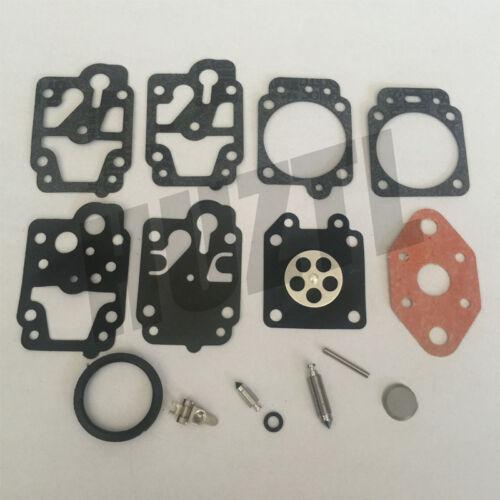 Carburateur Réparation Reconstruction Diaphragme Joint Kit WALBRO K20-WYL pour tous WYL Carbs