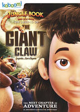 The Jungle Book: The Legend of the Giant Claw,New DVD, Emma Tate, Jimmy Hibbert,