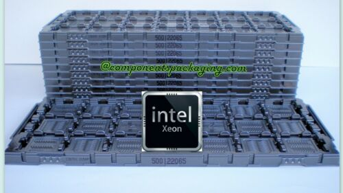 Lot of 2 5 12 18 30 CPU Tray Xeon E3-1200 v2 v3 v4 v5 for Intel Socket LGA115X