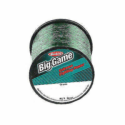 Berkley Trilene Big Game Mono Monofilament Fishing Line Green Pick