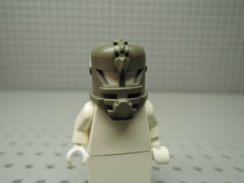 Lego 1 x Unterwasser Helm Taucherhelm 30202 alt dunkelgrau Stingray