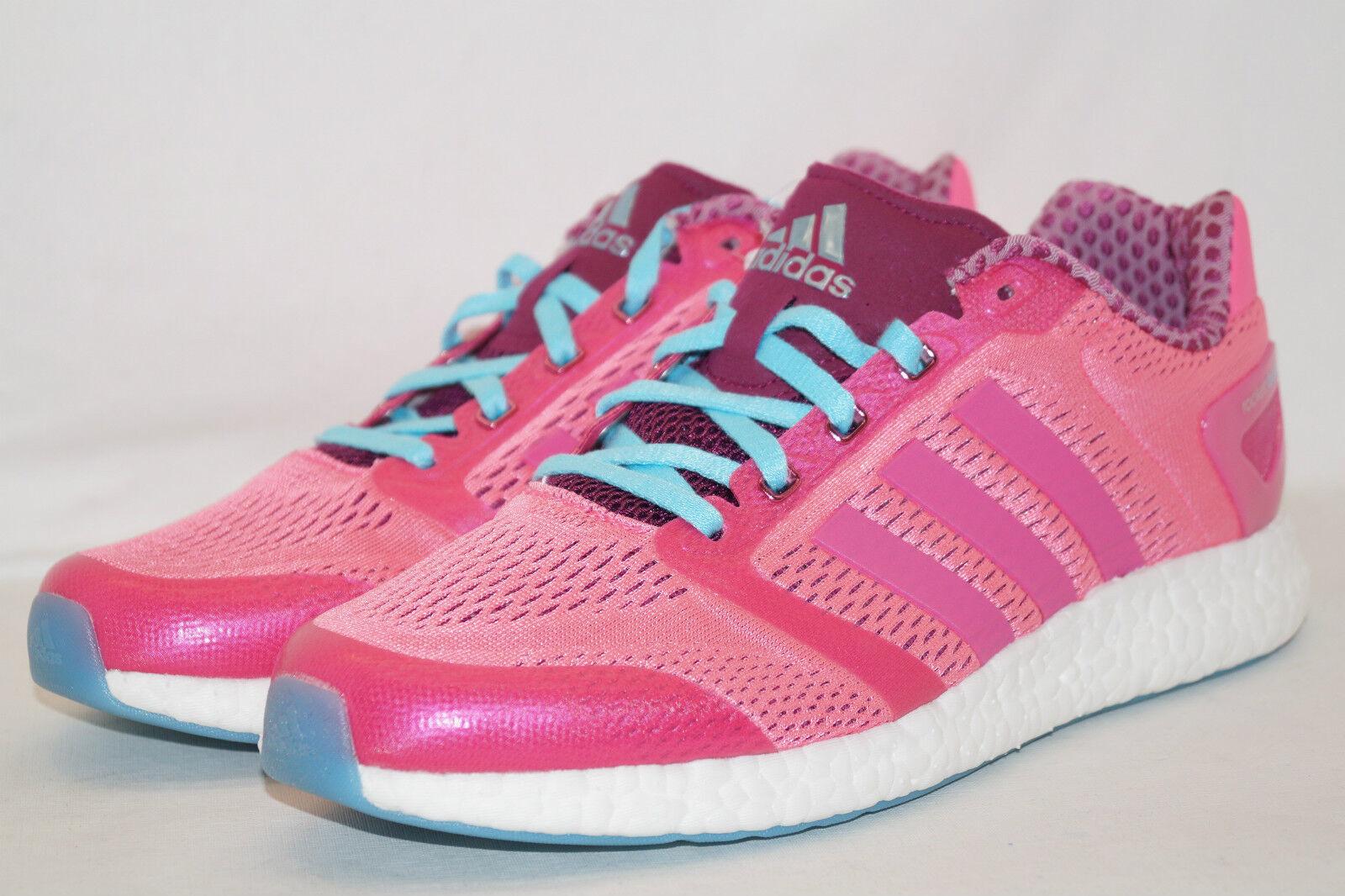 Adidas CC rocket boost w climachill Lauf Sport Schuhe 42 UK 8,0 rosa pink