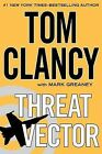Threat Vector by Mark Greaney, Tom Clancy (Paperback / softback, 2013)