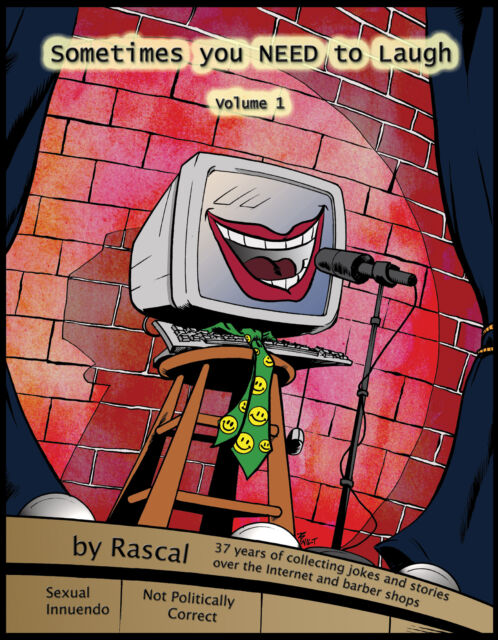 Sometimes You Need To Laugh Volume 1 By Rascal 2012 Paperback Ebay