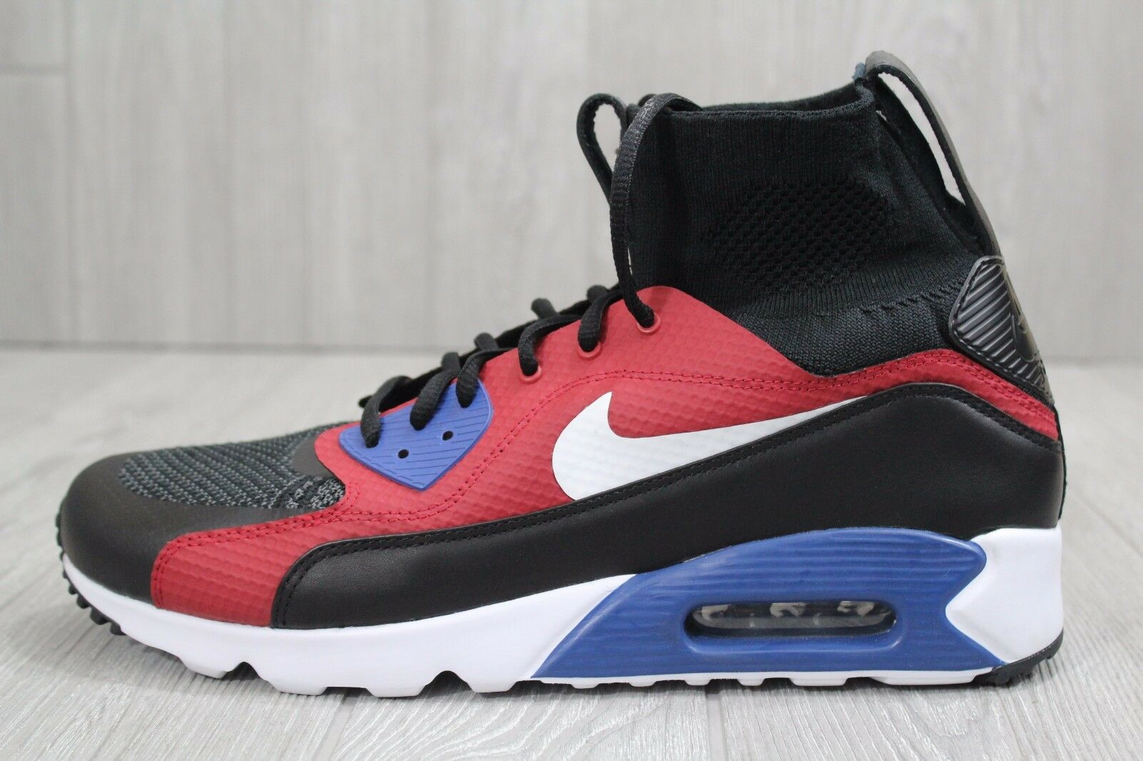 22 New Mens Nike Air Max 90 Ultra Superfly DS Black Shoes Comfortable Seasonal price cuts, discount benefits