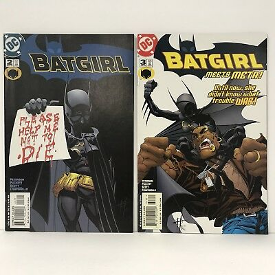 BATGIRL #34 2000 VF//NM BATMAN