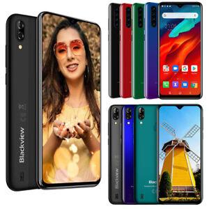 Blackview 4G Smartphone A60 A60Plus A80 Pro Handy 16GB 64GB ROM 4680mAh Dual SIM
