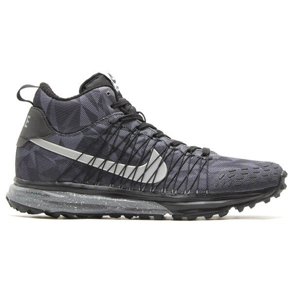 Nike Lunarfresh Sneakerboot Black /Grey Last Sizes 100% AUTHENTIC DS