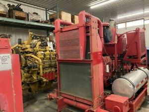 CAT C10 Industrial Power Unit, 425HP. All Complete and Run Tested.