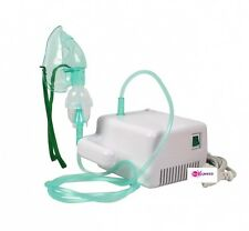 Piston Nebuliser Compressor Inhaler For Adults and Children