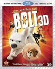 Bolt (Blu-ray/DVD, 2011, 3-Disc Set, Includes Digital Copy 3D)