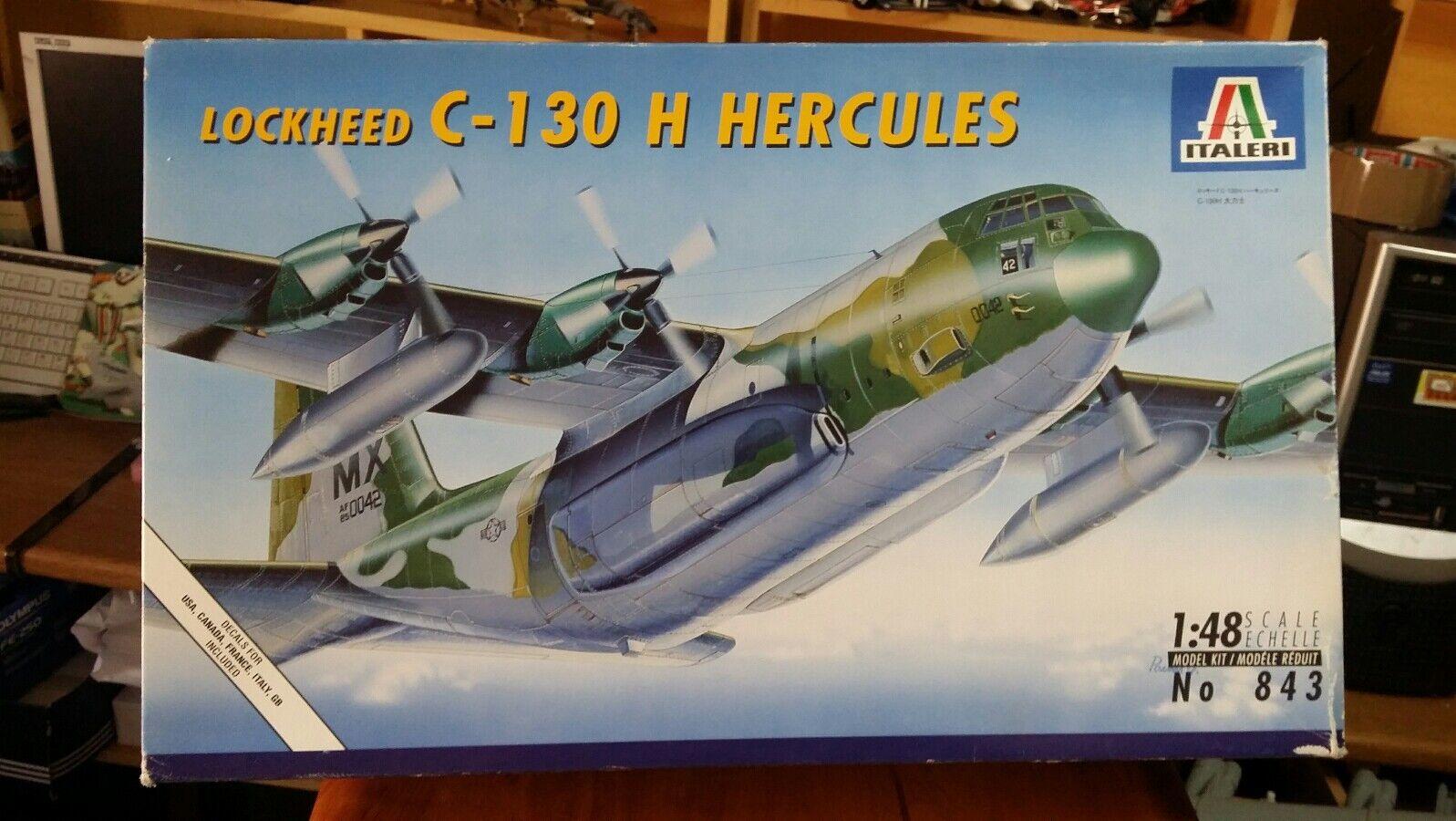 Hercules C-130 H 148 Italieri