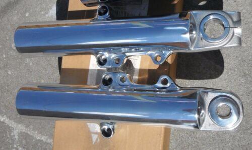 Harley lower legs front forks sliders Road Glide Ultra FLTRU  POLISHED 2014-2018