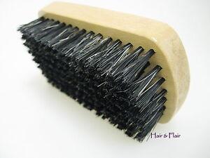 Gents Reinforced Boar Bristle Military Grooming Hair