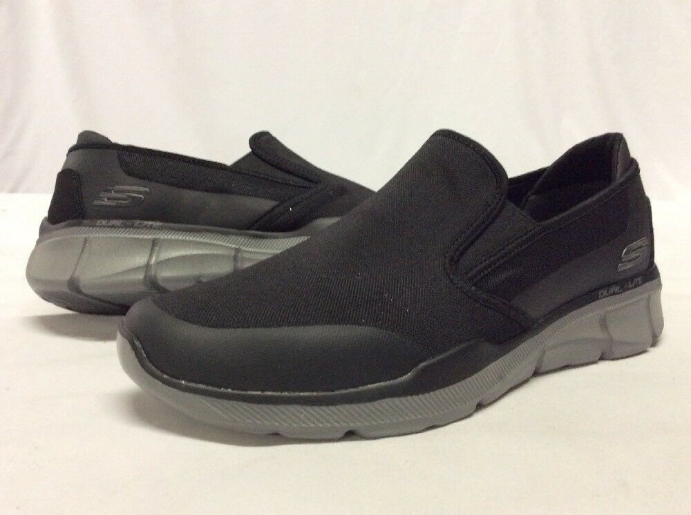 SKECHERS Relaxed Fit Athletics shoes Men's, Black Size 9 ...S35
