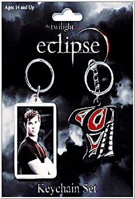 20 X 2er Set Twilight Schlüsselanhänger Jacob & Edward, Restposten
