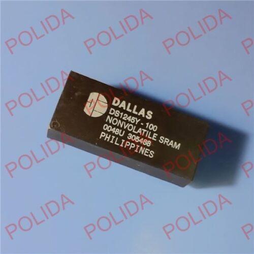 DS1245Y 1PCS Nonvolatile SRAM IC DALLAS//MAXIM EDIP-32 DS1245Y-100 DS1245Y-100