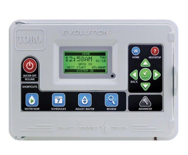 Toro EVO-4ID - Evolution 4-Station Indoor Controller New—sealed In original box