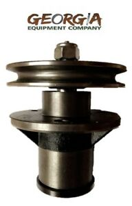 Bush Hog Blade Spindle Assembly 50051388 Pulley 50074053