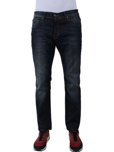 LTB Uomo Jeans Sawyer-Slim Fit-Blu-worship Wash