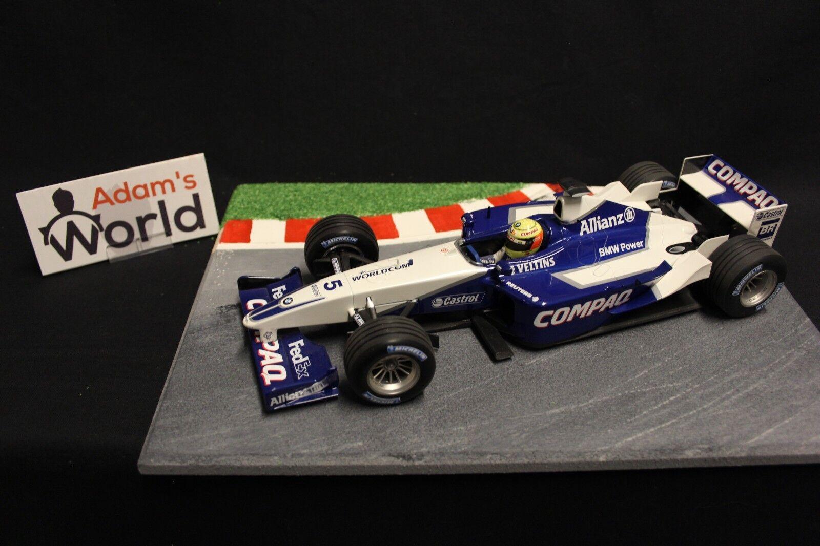 Minichamps Williams BMW show car 2002 1 18 Ralf Schumacher (GER) (F1NB)
