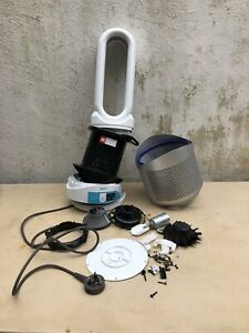 Dyson-HP02-Pure-Hot-Cool-Link-Air-Purifier-Heater-amp-Fan-White-Silver-Faulty