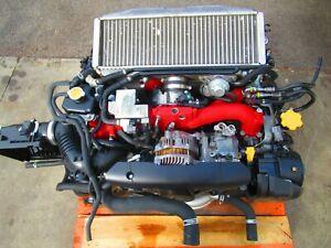 2015-2019-Subaru-Wrx-STi-EJ257-Engine-VF48-Turbo-Impreza-Wrx-STI-EJ257-Motor-V10