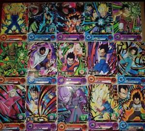 Carte Dragon Ball Z DBZ Super Dragon Ball Heroes Part 2 #SH2-53 Super Rare 2017