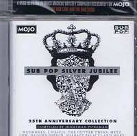 MUDHONEY / U-MEN / METZ +Sub Pop Silver JubileeMojo compilation CD2013
