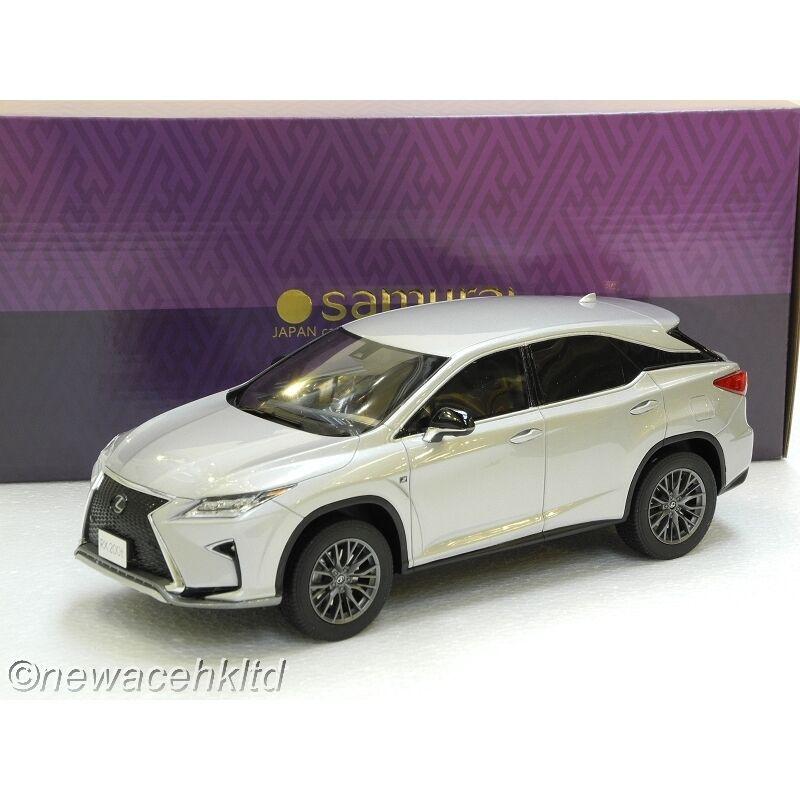 Sin impuestos LEXUS Rx 200T F Sport Plata Kyosho Kyosho Kyosho Models 1 18  KSR18014S  el más barato