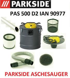 PAS-500-D2-IAN-90977-PARKSIDE-aspirador-de-ceniza-Filtro-Accesorio