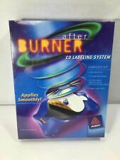 Avery After Burner Cd Labeling System Complete Kit New In Packaging Sealed