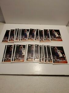 30x-MARCUS-CAMBY-1996-97-Topps-161-RC-Rookie-Raptors-Clippers