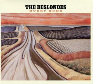 THE-DESLONDES-Hurry-Home-2017-13-track-CD-album-NEW-SEALED-New-West