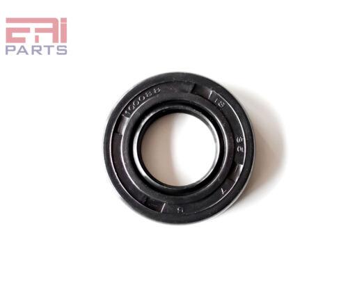 EAI Metric Oil Shaft Seal 18X35X7mm Dust Grease Seal TC Double Lip w// Spring