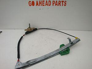ford ka mk1 manual window regulator winder left n s passenger side rh ebay co uk ford fiesta mk6 manual window regulator Ford Ka Size