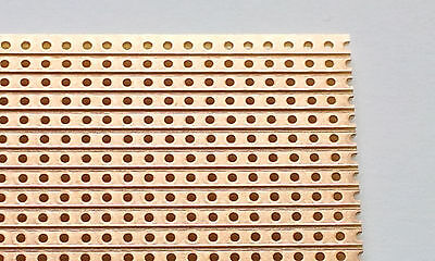 Lochrasterplatine - Streifenrasterplatine 200x100mm