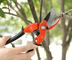Bypass-Pruning-Shears-Outdoor-Garden-Home-Heavy-Duty-Gardening-Cutting-Tree-Stem