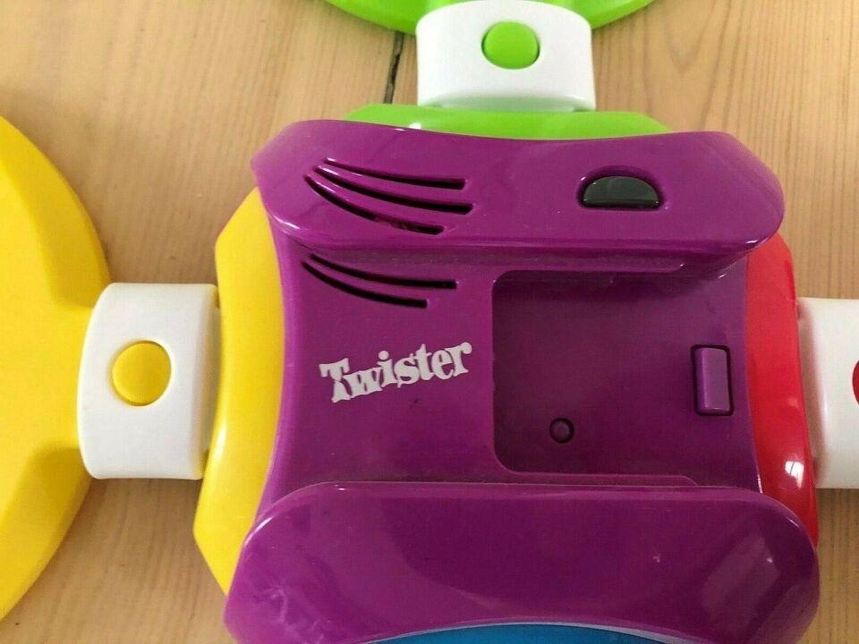 Andet legetøj, Twister , Twister