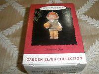 Hallmark Keepsake Ornament Garden Elves Collectionharvest Joy 1994t9051