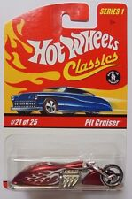 Hot Wheels Classics Series 1 Pit Cruiser 21/25 (Red Version)