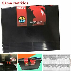 SNK-NEO-GEO-AES-161-in-1-JAMMA-Game-Cartridge-SNK-AES-Replace-Pour-Game-Machine
