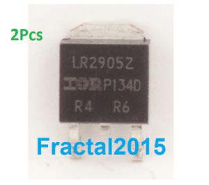 2x-IRLR2905-IRLR2905Z-Transistor-VP29-VP30-VP37-VP44-PSG5-irlr2905pbf