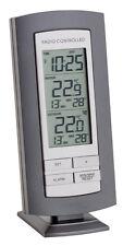und... Technoline WS 9767 Wetterstation mit Funkuhr Innen