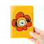 miniature 2 - BT21 Character Flower Passport Case Cover 7types Official K-POP Authentic Goods