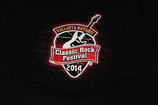 """Vallarta Nayarit Classic Rock Festival 2014"" T-Shirt Music Festival Item–M"