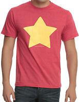 Steven Universe star Adult Unisex T-shirt Licensed Cartoon Network Free Ship