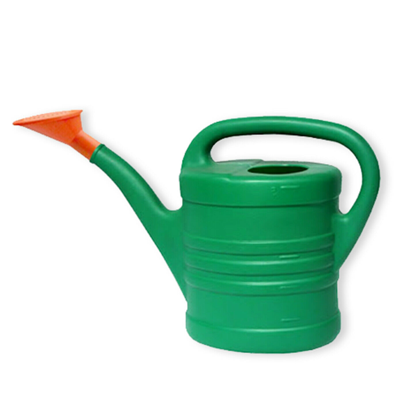 Plastic 5 Litre Garden Can /// Lightweight Watering Can Plants Indoor Outdoor